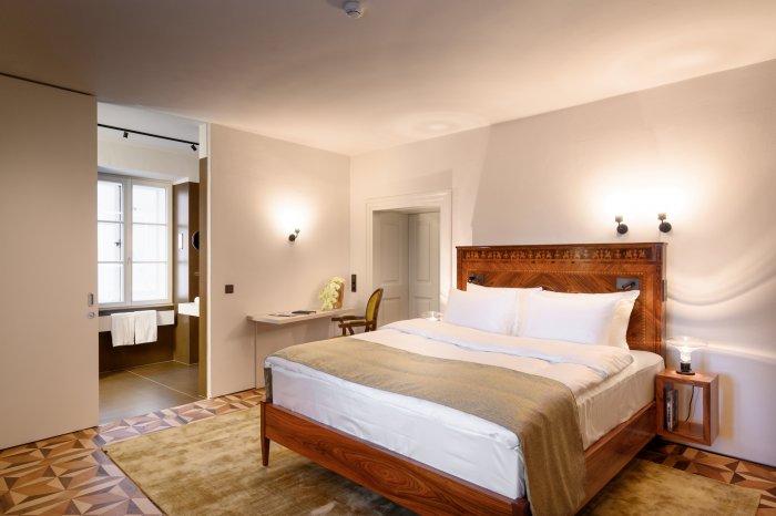 Hotel Zlata Ladjica Ljubljana - room 14