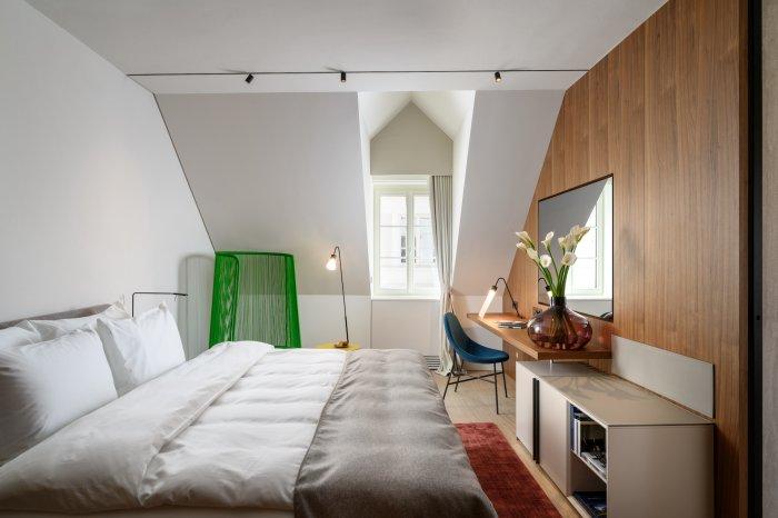 Hotel Zlata Ladjica Ljubljana - room 32