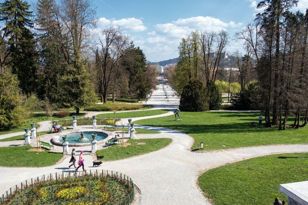 Tivoli Ljubljana